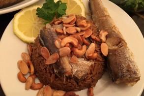 صيادية السمك على الطريقة اللبنانية