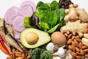 مكونات غذائية الدماغ