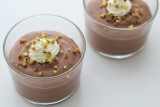 حلوى موس الشوكولا