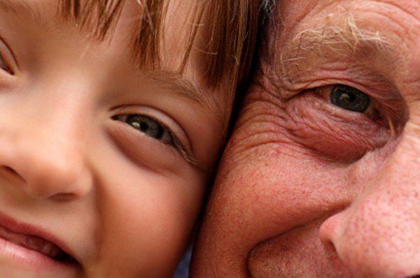صورة تجسّد تطوّر معدل العمر البشري