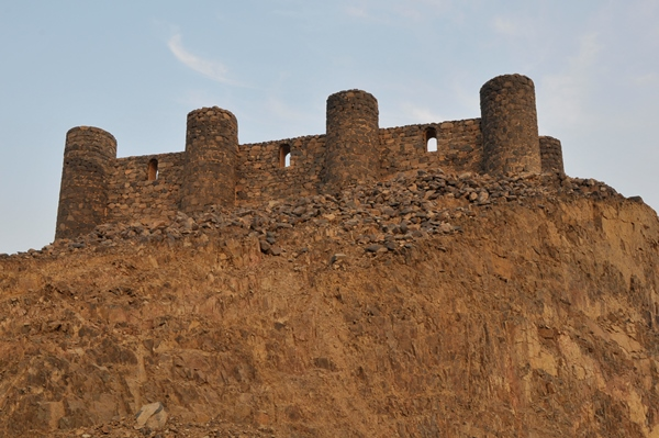 القلعة العثمانية في عسفان
