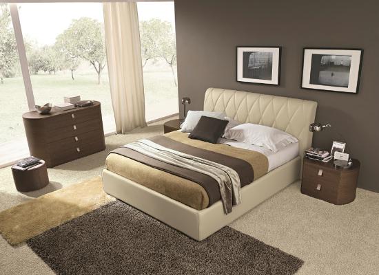 غرفة نوم من تصميم