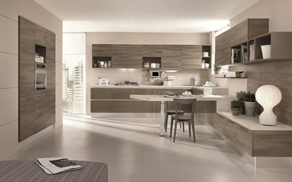 مطبخ أنيق من تصميم كولومبيني كازا