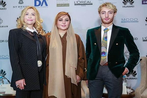 القيمون على أسبوع الموضة في دبي
