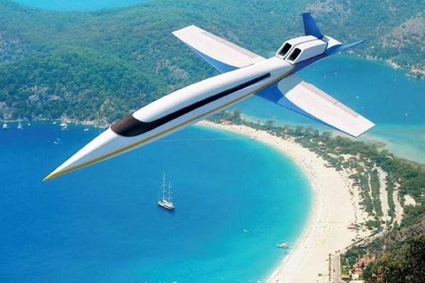 نموذج محتمل لشكل الطائرة