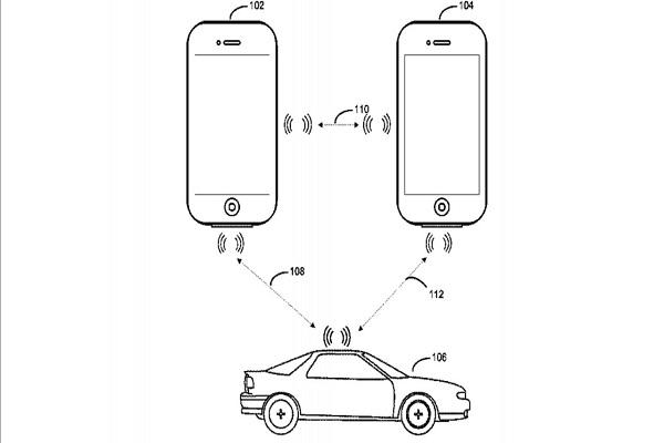 أبل تحصل على براءة اختراع لخدمة سيارتها المستقبلية