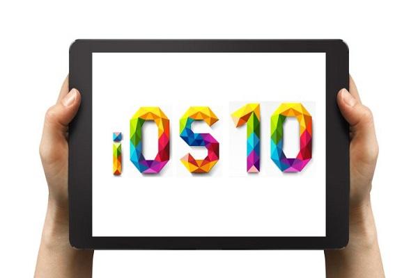 أبل تستعرض ميزات iOS 10