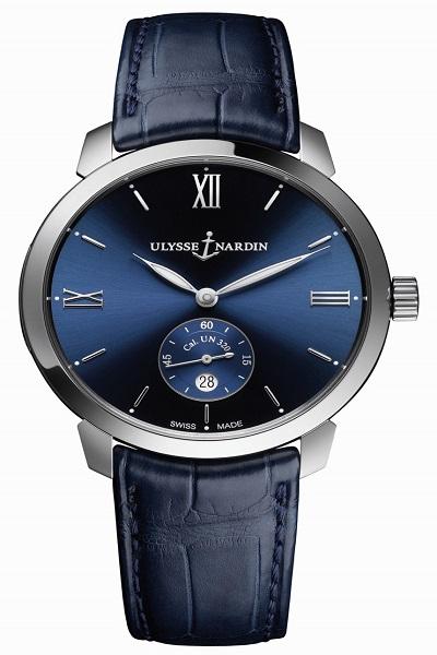 Classico Manufacture .. تشكيلة ساعات جديدة من أوليس ناردين