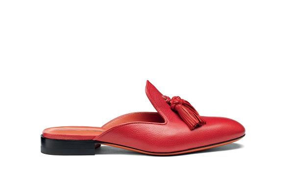 mules حذاء سانتوني الربيعي