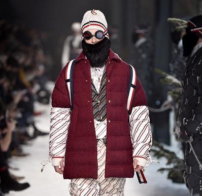 هكذا جاءت عروض الملابس الرجالية في ميلانو