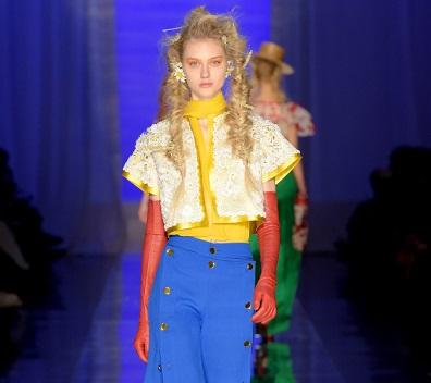 إليكم أبرز تشكيلات عروض أسبوع الموضة في باريس
