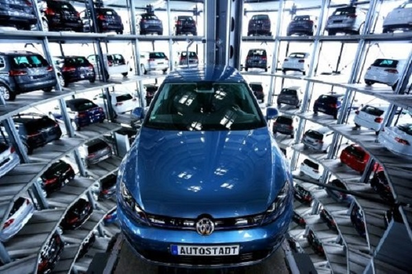 فولكسفاغن الأولى عالميا في مبيعات السيارات
