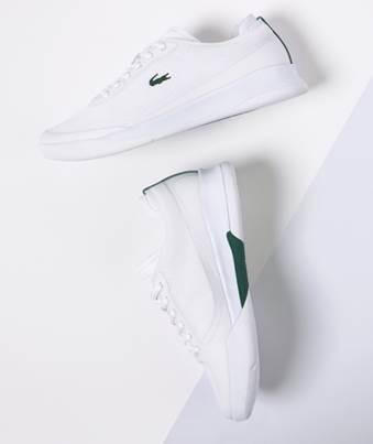 b06ac5331 لاكوست تطلق تشكيلة جديدة من الأحذية الرياضية الرجالية -