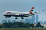التميّز واضح في درجة رجال الأعمال في طائرات بوينغ 787-9 دريملاينر