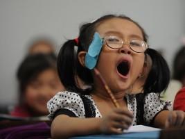 مسحة من فم الطفل تحدد إحتمالات إصابته بالبدانة لاحقاً