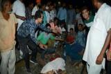 خمسون قتيلا على الاقل في حادث قطار في الهند