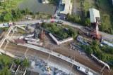 تايوان تفتح تحقيقا في حادث قطار خلّف 18 قتيلا