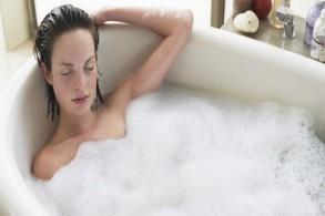 الحمام الساخن لخفض مستوى السكر في الدم والالتهابات
