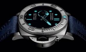 بانيراي تطلق ساعتها الجديدة