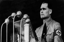 هل مات رودلف هيس نائب هتلر الذي ولد في مصر؟