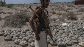 الحرب في اليمن: مقتل 5 خبراء أجانب بعد انفجار سيارتهم بألغام حاولوا التخلص منها