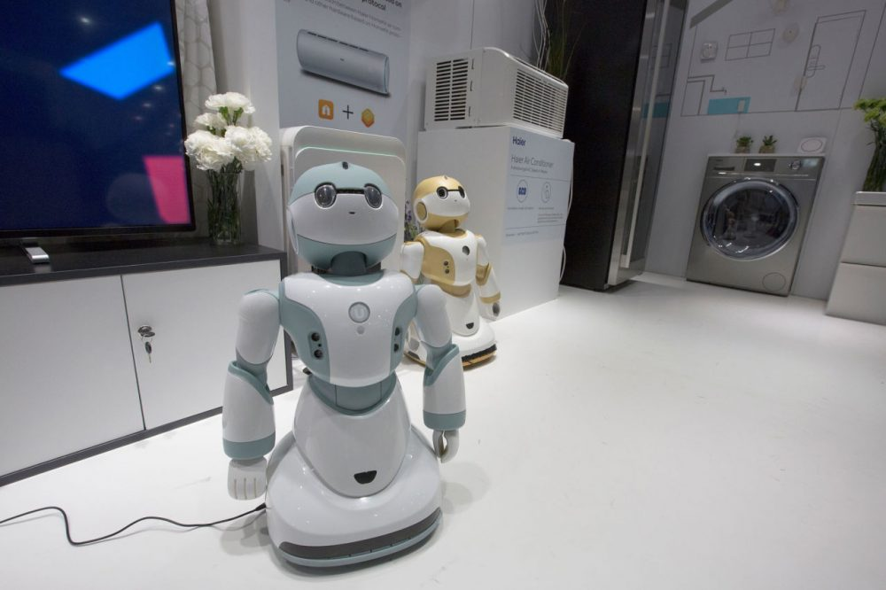الروبوتات ستتناسل وتنجب في غضون 20 عاما