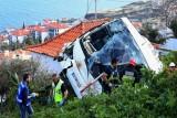 مصرع 29 سائحا ألمانيا في انقلاب حافلة في جزيرة ماديرا البرتغالية