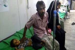 تحذير من عودة انتشار وباء الكوليرا في اليمن
