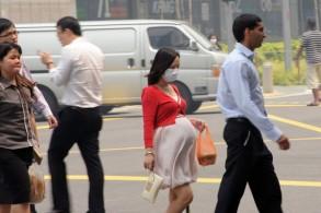 تعرض الحوامل لتلوث الهواء يزيد خطر إنجابهن أطفال برؤوس صغيرة !