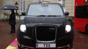 سيارات أجرة سوداء في لندن لتنقية هوائها للركاب !