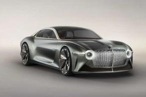 سيارة كهربائية من بنتلي بتصميم داخل بيئي