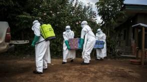 أول إصابة بإيبولا في مدينة كبرى في الكونغو الديموقراطية