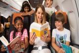 ايزي جيت توفر آلاف الكتب للأطفال على متن رحلاتها !