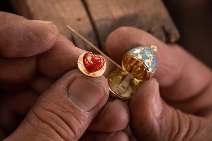 فيلم جديد يستعرض ابداعات Fabergé