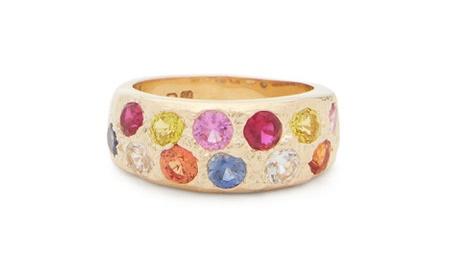مجوهرات مرصعة بالأحجار الكريمة من MATCHESFASHION