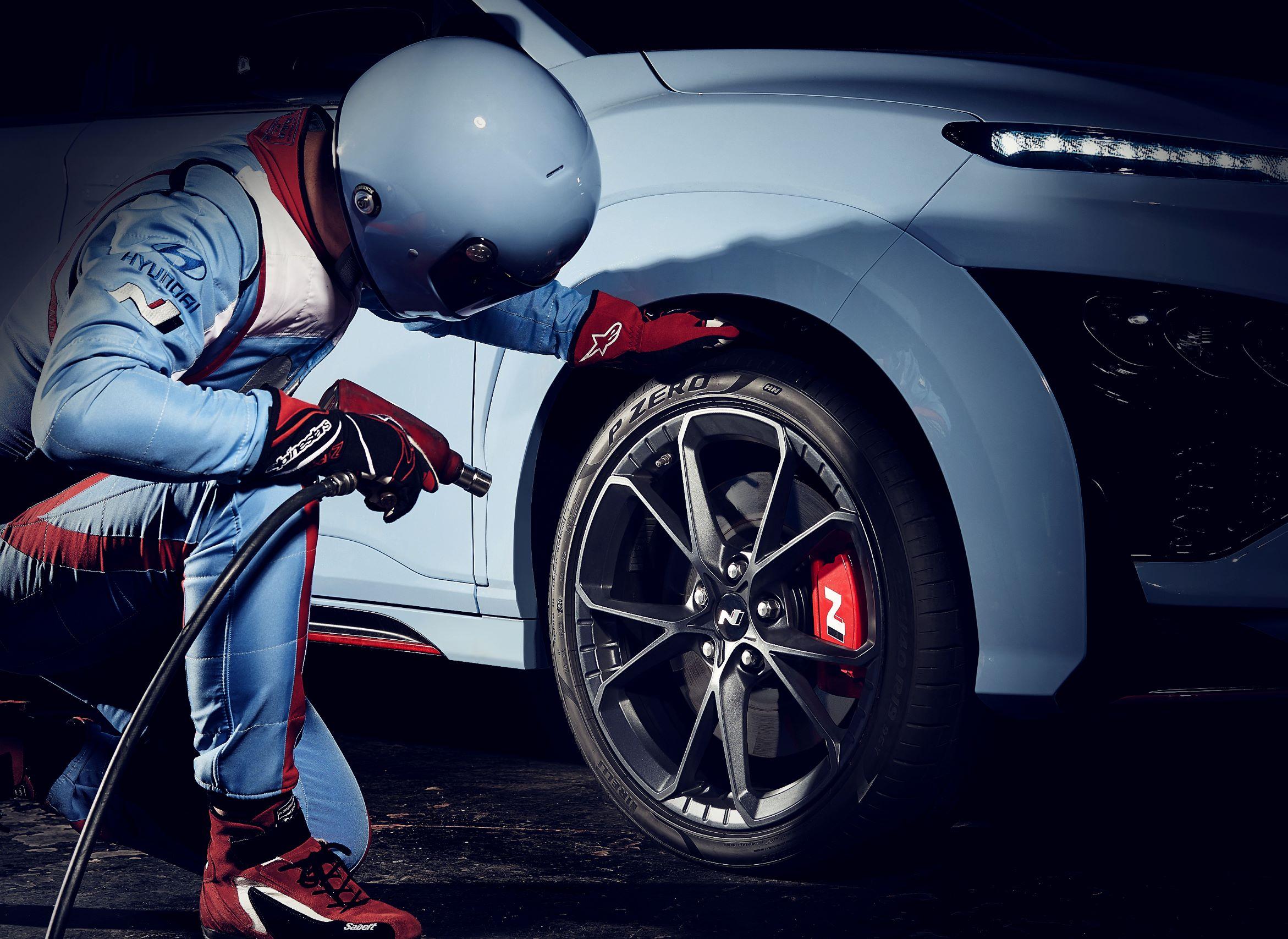 شركة هيونداي موتور تكشف عن سيارة Kona N الجديدة