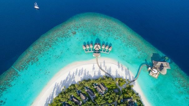 منتجع فلل أنانتارا كيڤافا ملاذ استوائي فاخر في المالديڤ