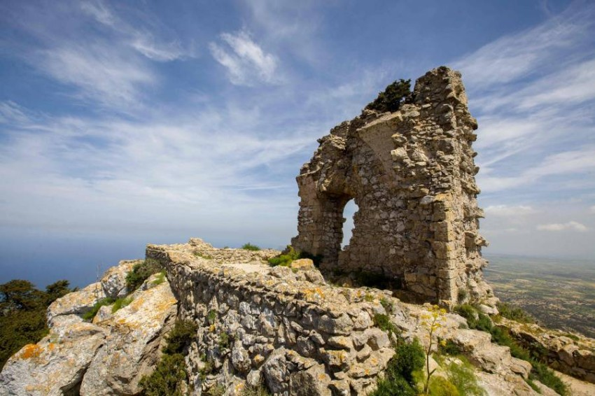 آثار فرسان الهيكل في قبرص أكثر من مجرّد تاريخ