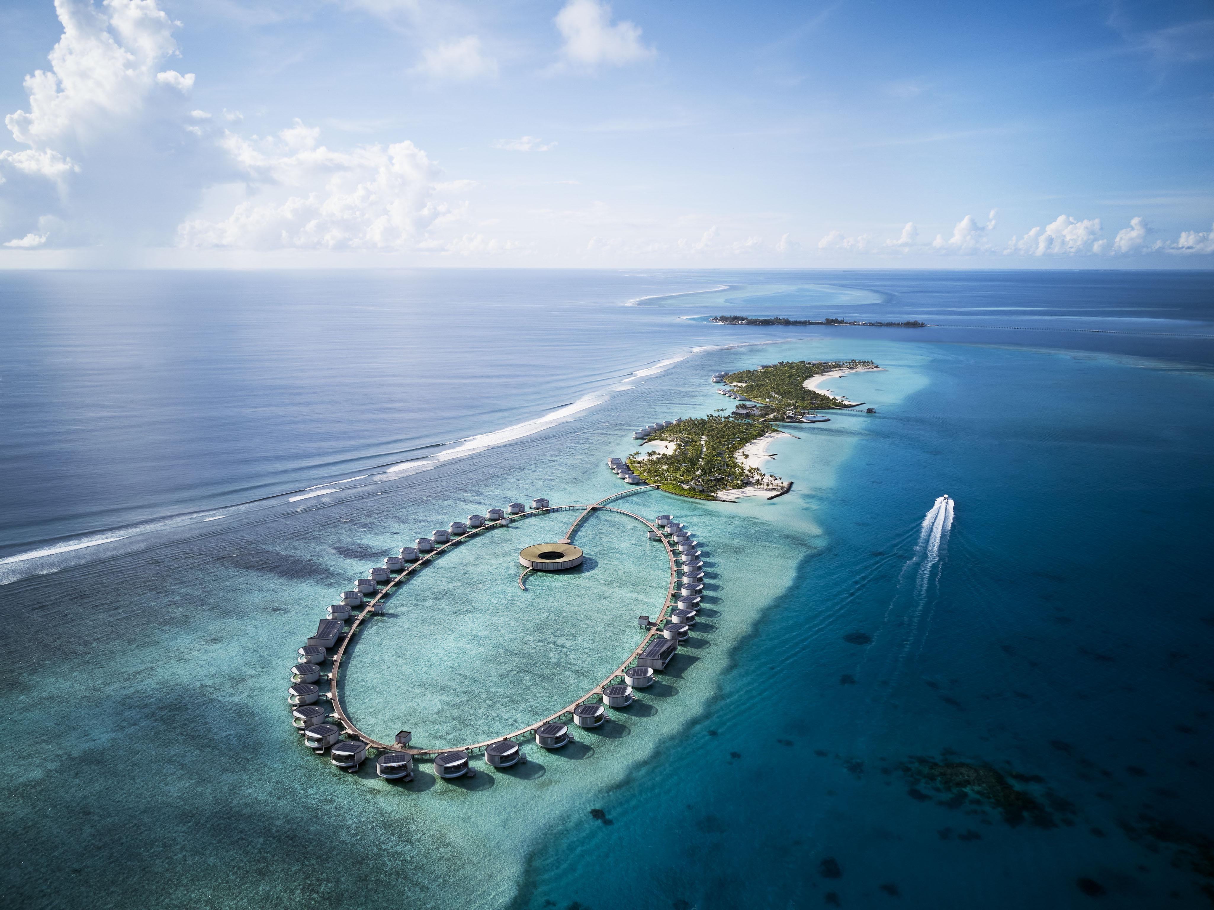 افتتاح فندق الريتز-كارلتون المالديف في جزر فاري
