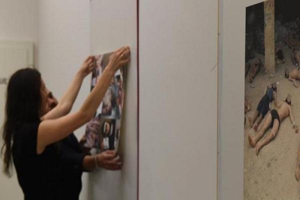 صور توثق تعذيب المعتقلين داخل سجون النظام السوري