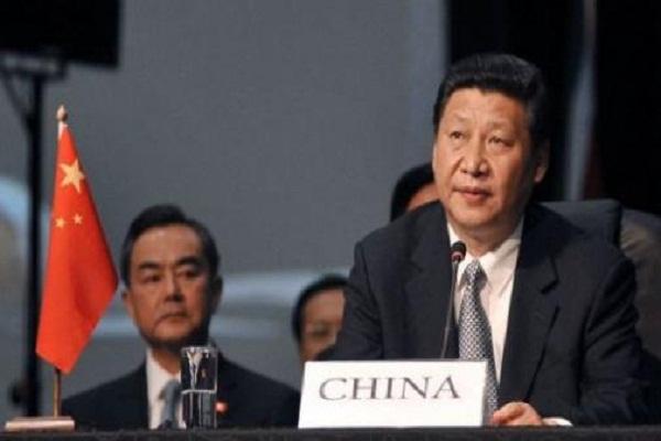 الرئيس الصيني يتعرض لانقادات