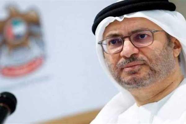 الدكتور أنور محمد قرقاش
