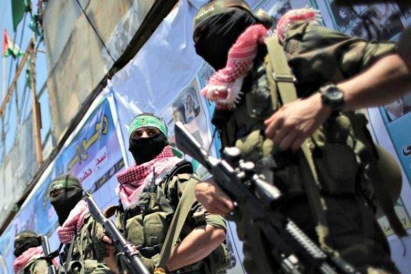 عناصر من حماس في غزة