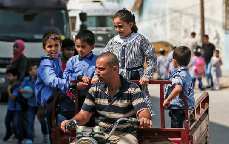 الأونروا تفتح المدارس في غزّة