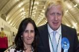 إعلان طلاق وزير الخارجية البريطاني السابق