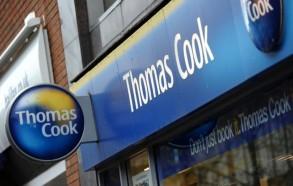شعار شركة توماس كوك البريطانية