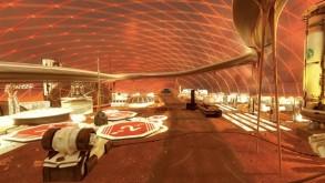 المدينة العلمية (مارس) ستحاكي ظروف كوكب المريخ تماما