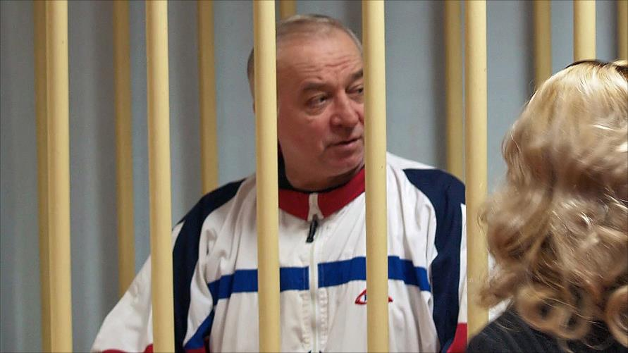 العميل الروسي المزدوج سيرغي سكريبال