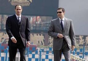 أمر قضائي بالقبض على علاء وجمال مبارك