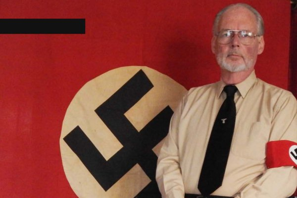 جيمس نولان ميسون - صورة نشرتها مجلة شبيغل الألمانية